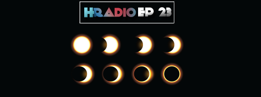 HRADIO EP 23 – Eclipsed